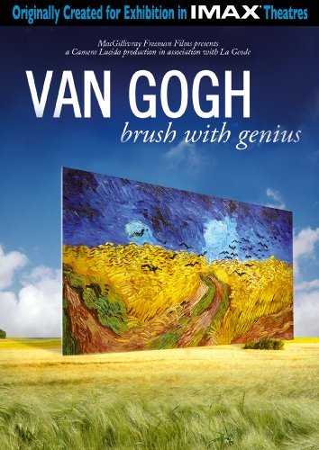 Van Gogh A Brush With Genius Imax Ws Nr