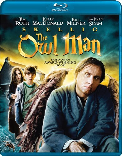 Skellig The Owl Man Milner Simm Macdonald Blu Ray Ws Pg