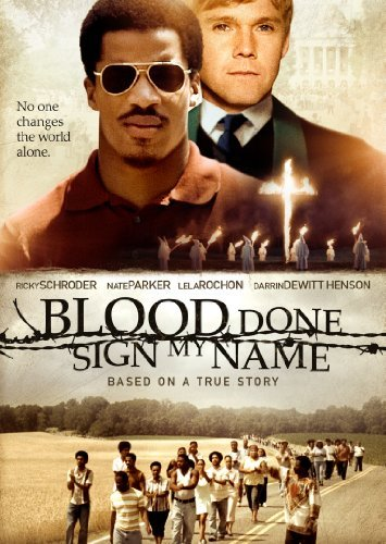 Blood Done Sign My Name Omilami Henson Parker Ws Pg13