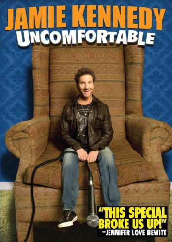 Jamie Kennedy Uncomfortable Ws Nr