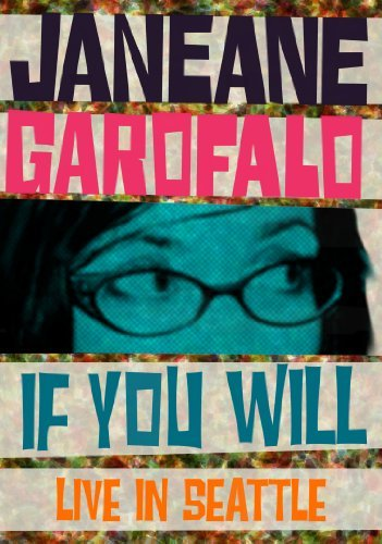 Janeane Garofalo If You Will Live In Seattle Ws Nr