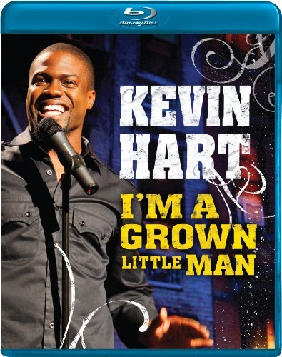 Kevin Hart I'm A Grown Little Man Blu Ray Ws Nr