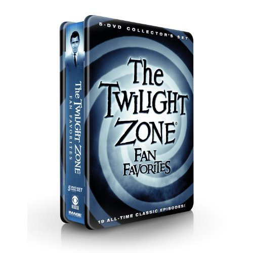 Twilight Zone Fan Favorites Bw Tin Nr 5 DVD