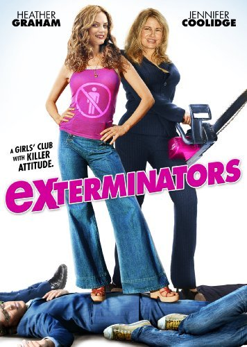 Exterminators Graham Coolidge Settle Ws R