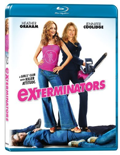 Exterminators Graham Coolidge Settle Blu Ray Ws R
