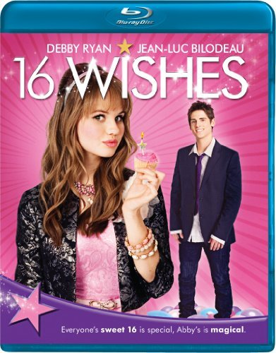 16 Wishes Ryan Bilodeau Routledge Blu Ray Ws G