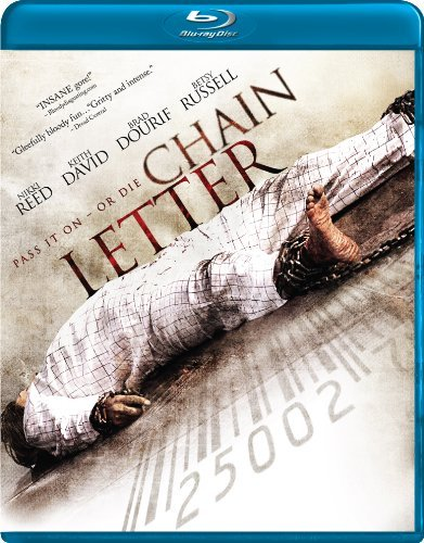 Chain Letter Reed David Dourif Blu Ray Ws R