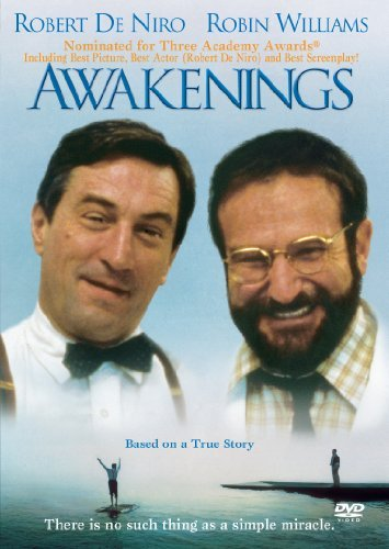 Awakenings De Niro Williams Kavner DVD Pg13 Ws