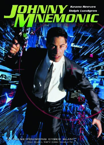 Johnny Mnemonic Reeves Ice T Meyer Ws R