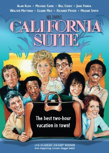 California Suite Fonda Alda Smith Ws Pg