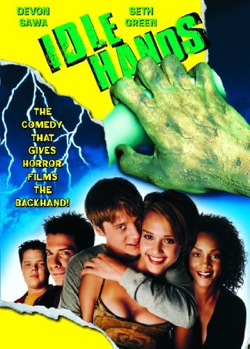 Idle Hands Sawa Green Alba DVD R