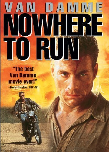 Nowhere To Run Van Damme Arquette Levine R