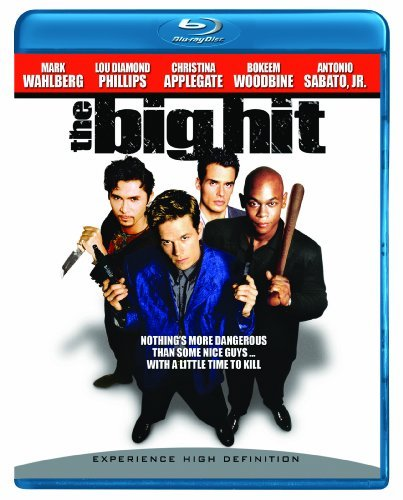 Big Hit Wahlberg Phillips Applegate Blu Ray Ws R