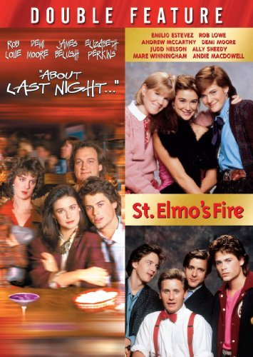 About Last Night St. Elmo's Fi About Last Night St. Elmos Fir Ws R 2 DVD