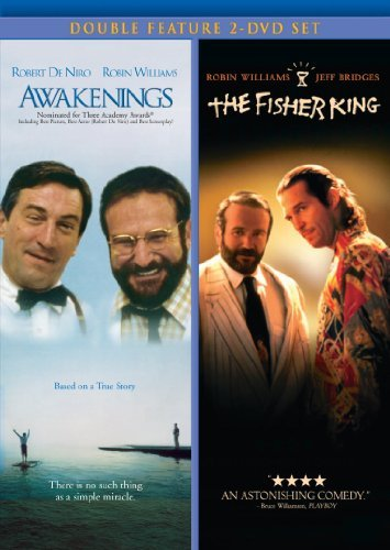 Awakenings Fisher King Awakenings Fisher King Ws R 2 DVD