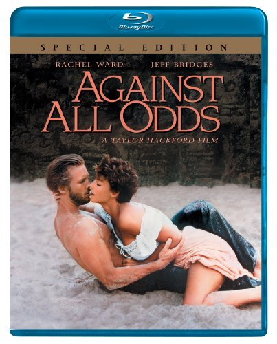 Against All Odds Bridges Woods Ward Karras Blu Ray Ws R