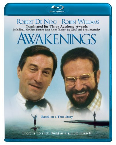 Awakenings De Niro Williams Kavner Blu Ray Ws Pg13