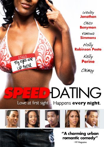 Speed Dating Jonathan Benymon Robinson Ws R