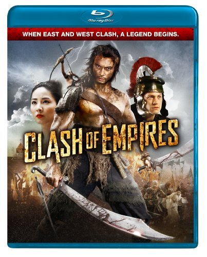 Clash Of Empires Fong Stenhouse Lusi Blu Ray Ws R