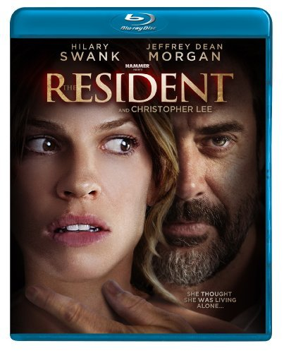 Resident Swank Morgan Lee Pace Blu Ray Ws R
