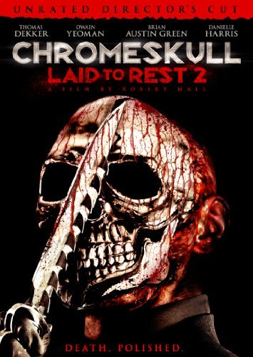 Chromeskull Laid To Rest 2 Green Harris O'grady Ws Ur