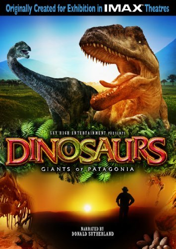 Dinosaurs Giants Of Patagonia Imax Ws Nr