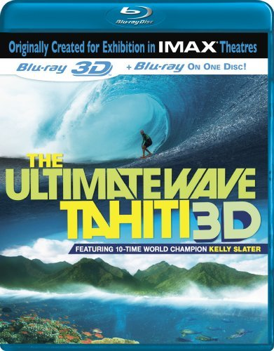 Ultimate Wave Tahiti 3d Imax Ws Blu Ray 3dtv Nr