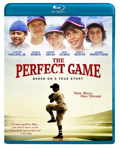 Perfect Game Marin Collins Ravin Blu Ray Ws Pg