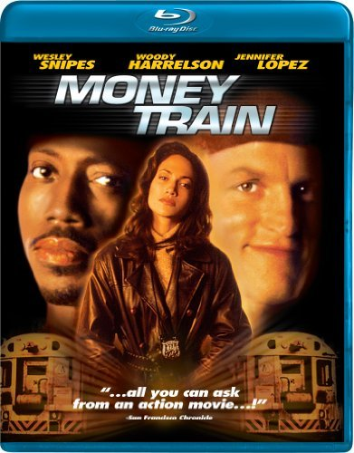 Money Train Snipes Harrelson Lopez Blu Ray Ws R