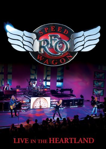 Reo Speedwagon Live In The Heartland Ws Nr