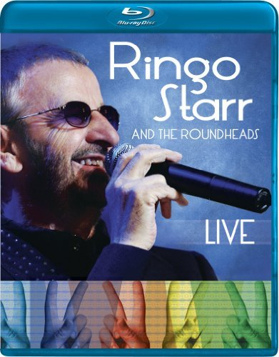 Ringo & The Roundheads Starr Live Blu Ray