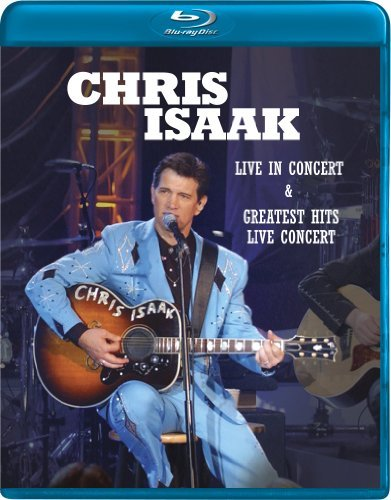 Chris Isaak Live In Concert Greatest Hits Live Blu Ray