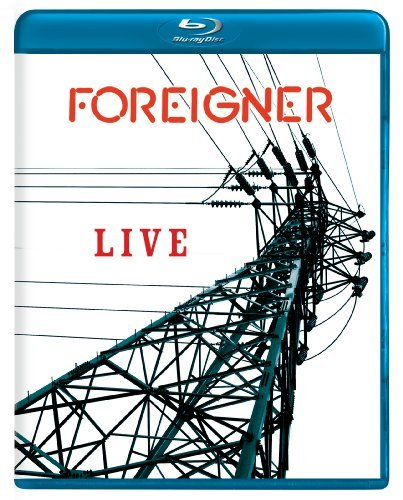 Foreigner Live Blu Ray