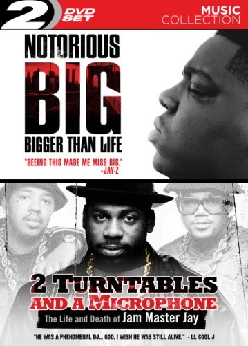 Notorious B.I.G. Notorious B.I.G 2 Turntables & Ws 2 DVD