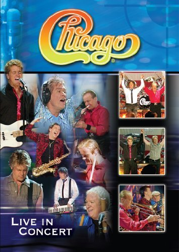 Chicago Chicago Live In Concert Ws Nr