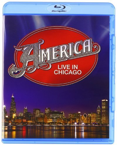 America Live In Chicago Blu Ray