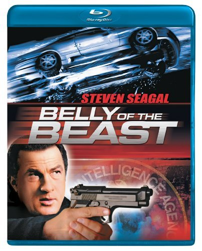 Belly Of The Beast Seagal Mann Lo Blu Ray Ws R