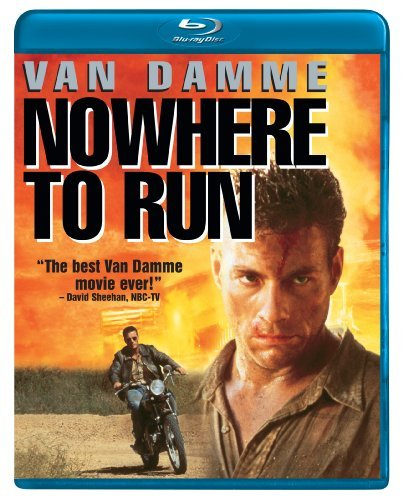 Nowhere To Run Van Damme Arquette Levine Blu Ray Ws R