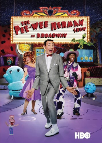 Reubens Fridell Garcia Pee Wee Herman Show On Broadwa Nr