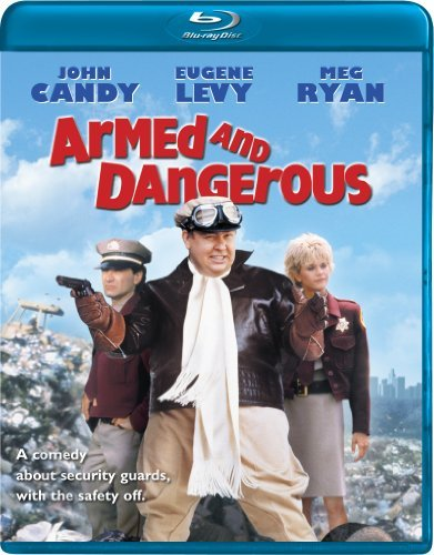 Armed & Dangerous Candy Levy Ryan Blu Ray Ws Pg13