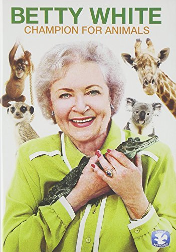 Betty White Champion For Anim Betty White Champion For Anim Ws Nr