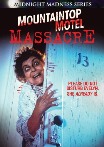 Mountaintop Motel Massacre Chappell Thurman Ws R