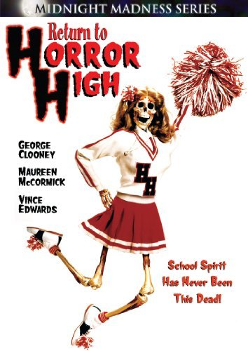 Return To Horror High Clooney Edwards Rocco Ws R