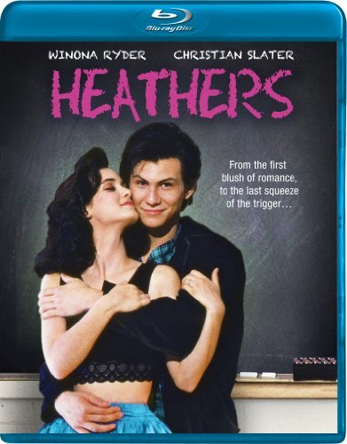Heathers Slater Doherty Ryder Blu Ray Ws R