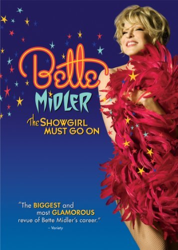 Bette Midler Bette Midler The Showgirl Mus Ws Nr