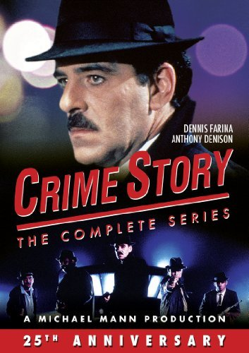 Crime Story Crime Story Complete Series Nr