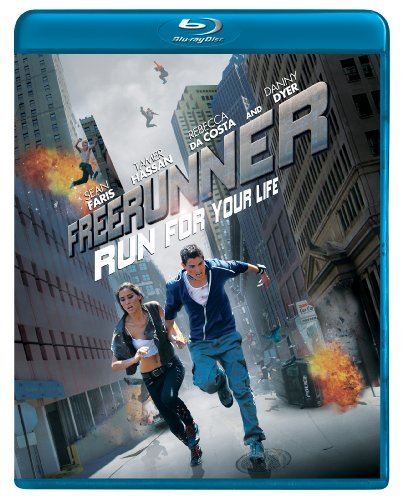 Freerunner Faris Dyer Da Costa Blu Ray Ws R
