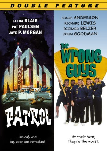 Night Patrol The Wrong Guys Night Patrol The Wrong Guys Ws Nr