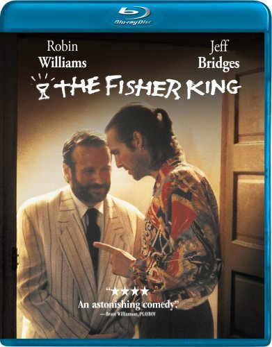 Fisher King Bridges Williams Plummer Blu Ray Ws R