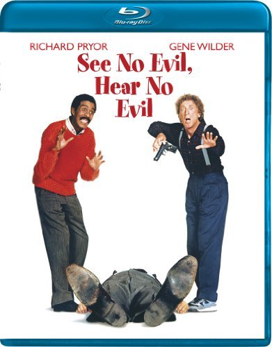 See No Evilhear No Evil Pryor Wilder Blu Ray R